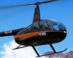вертолетные прогулки на тенерифе