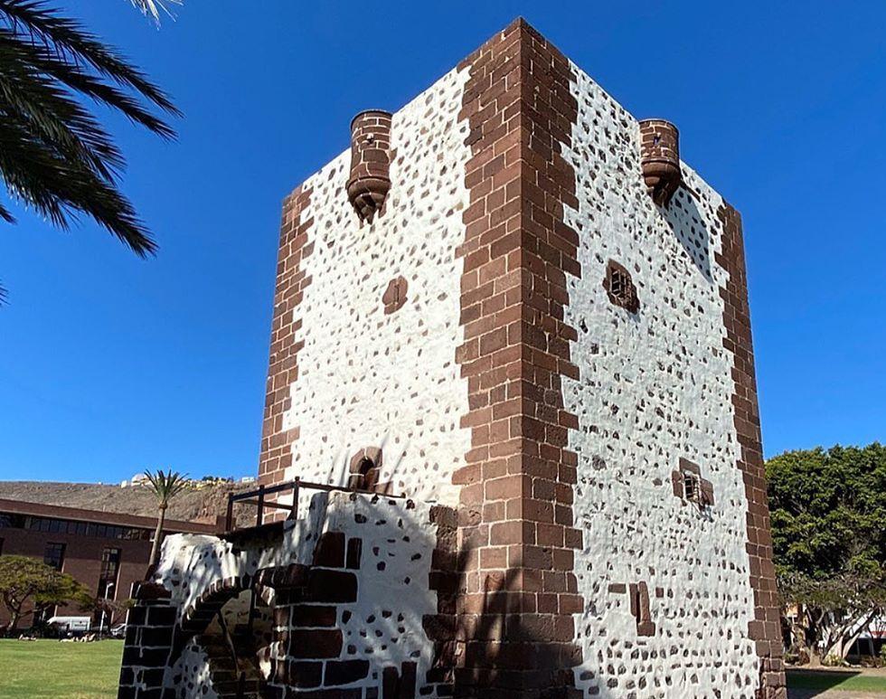 gomera torre del conde